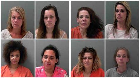 arrested  prostitution sting  huntington wchs
