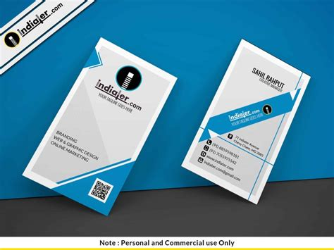 vertical business card template photoshop vertical professional business card template indiater