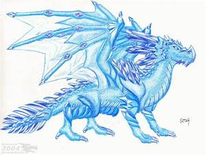 2004 - Dragon of Ice by Stratadrake on DeviantArt