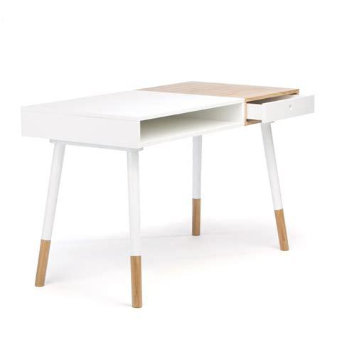 bureau blanc design bureau design blanc sonnenblick par drawer fr