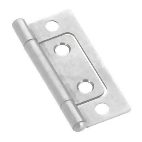 non mortise cabinet hinges chrome non mortise hinge 2 quot chrome plated