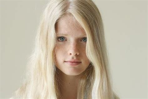 Europeans With Undyed Real Blonde Hair Page