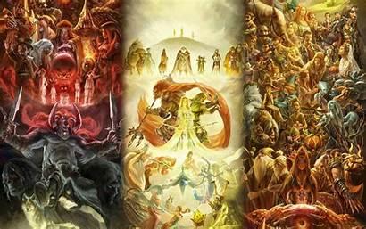 Zelda Legend Games Wallpapers Link