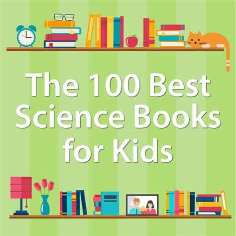 The 100 Best New Science Books For Kids  Geekwrapped