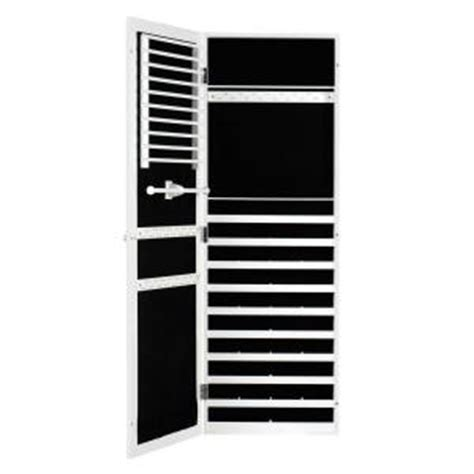 Oxford Jewelry Armoire by Home Decorators Collection Oxford Wall Mount Jewelry