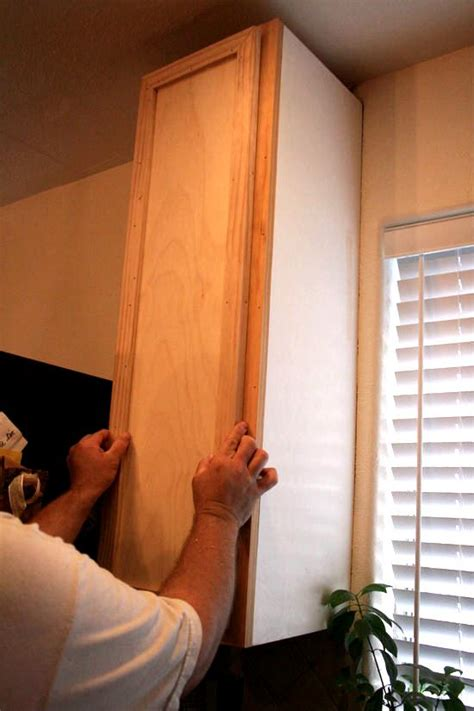 how to make simple cabinet doors 10 diy cabinet doors for updating your kitchen home and