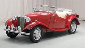 Mg Td Midget Td Mark I  U0026 Ii 1950