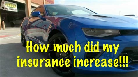 How Much Speeding Tickets Affect Your Car Insurance!!! My