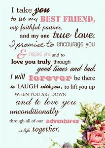 beautiful wedding vows With beach wedding ceremony script