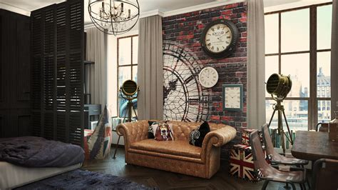 small studio apartments decorated    styles