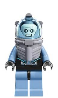 LEGO Marvel and DC Characters