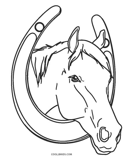 Printable Horses Coloring Pages Free Printable Coloring Pages For Cool2bkids