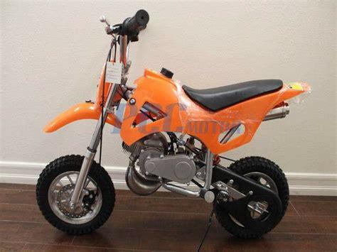 Free Shipping Kids 49cc 2 Stroke Gas Motor Mini Dirt