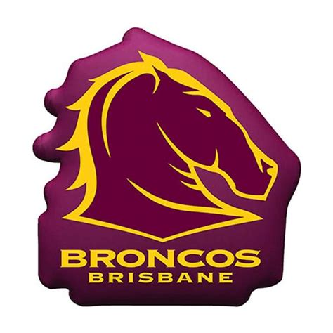 During the 80s the nswrl was streets ahead of its rival codes when it came to the presentation of. Brisbane Broncos Logo Cushion - Jerseys Megastore