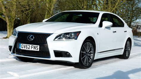 Review Lexus Ls by Lexus Ls Review Top Gear