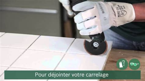 comment rejointoyer des carrelages tuto comment dejointer du carrelage