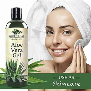 Aloe Vera Pur Ins Gesicht : instanatural aloe vera gel best pure organic cold ~ Whattoseeinmadrid.com Haus und Dekorationen