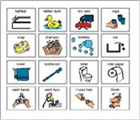 pecs book basic school symbols autism pecs book