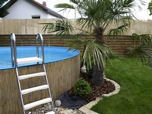 Wie Gestalte Ich Einen Garten : effektvolle poolgestaltung im garten ~ Whattoseeinmadrid.com Haus und Dekorationen