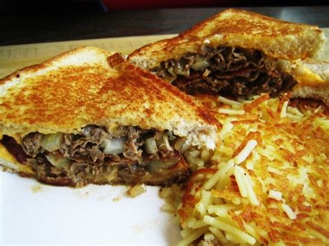 waffle house steak cheesesteak melt from waffle house nurtrition price