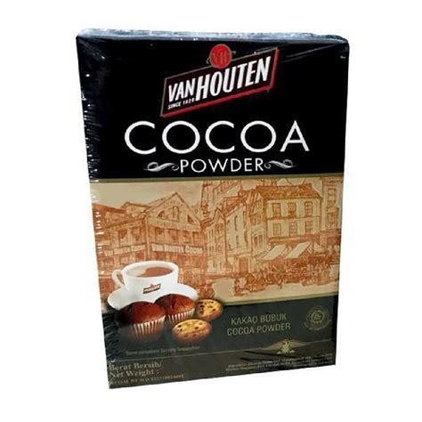 van houten cocoa powder gr kakao bubuk cokelat bubuk