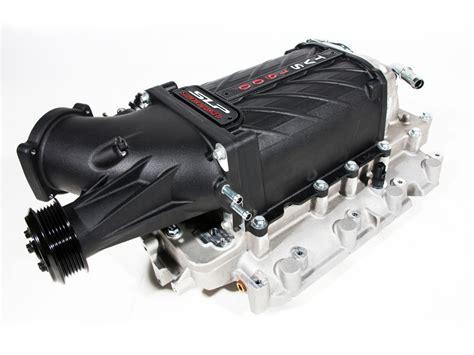 slp supercharger system  silverado sierra gm authority