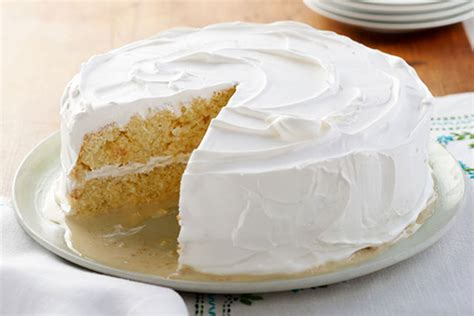 tres leches cake mix layered lemon tres leches cake kraft recipes