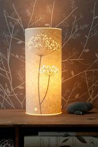 Small Cow Parsley Lamp