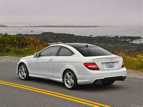 Mercedes C Class Coupe Picture by Mercedes C Class Coupe 2012 Picture 104 1600x1200