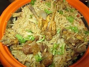 chicken biryani recipe – pressure cooker method | The ...