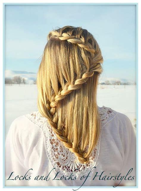 creative braid tutorials   deceptively easy barnorama