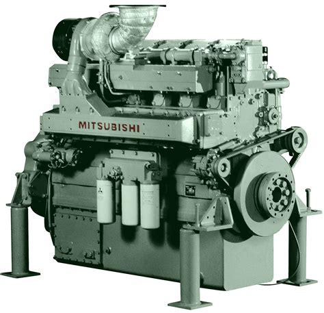 Mitsubishi Marine Engines by Mitsubishi Introduces New Epa Tier 3 Diesel Workboat