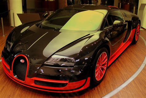 What is the fastest car in the world