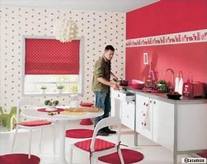 Tapisserie Pour Cuisine : papier peint ind modable mais de plus en plus technique ~ Premium-room.com Idées de Décoration