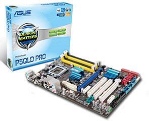 ASUS P5QLD PRO - Energibesparande moderkort med EPU-4 Engine!