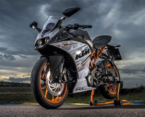 Tvs Max 125 4k Wallpapers by Ktm Rc 390 List Of Pros Cons