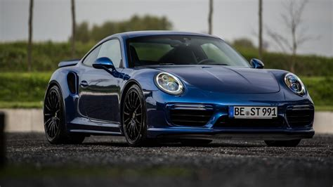 turbo porsche 911 2017 porsche 911 turbo s blue arrow by edo competition