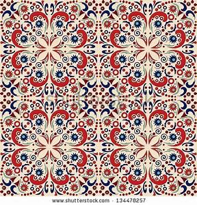 Persian pattern stock photos images pictures for Persian carpet pattern vector
