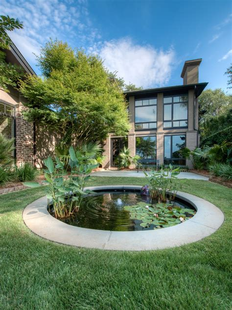 front yard pond ideas front yard ponds home design ideas pictures remodel and decor