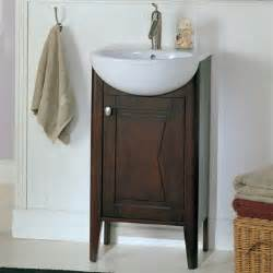 a combo small bathroom sink and vanity