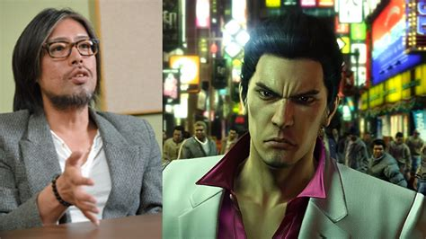 yakuza series producer   personal opinion kiryu