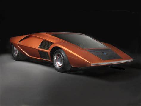 lincoln bellissima stunning italian car designs