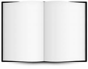 Blank Book Clipart - Clipart Suggest