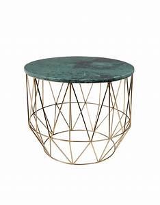 Table De Travail Marbre : la table basse en marbre un classique chic qu on adopte ~ Zukunftsfamilie.com Idées de Décoration