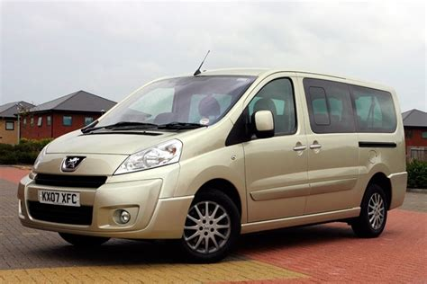 Peugeot Expert Tepee by Peugeot Expert Tepee Estate Review 2007 2015 Parkers