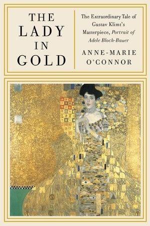 lady  gold  extraordinary tale  gustav klimts