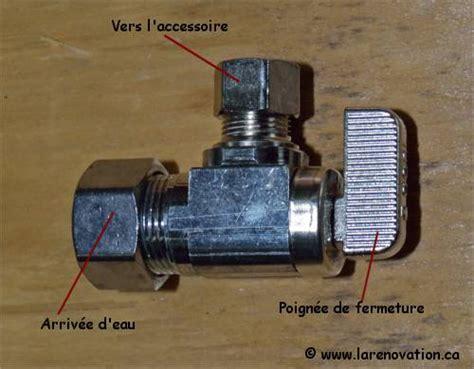 robinet cuisine cuivre les valves d 39 arrêt d 39 alimentation