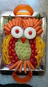 Gemüse Für Kinder : gem seplatte eule kinder geburtstag essen ~ A.2002-acura-tl-radio.info Haus und Dekorationen