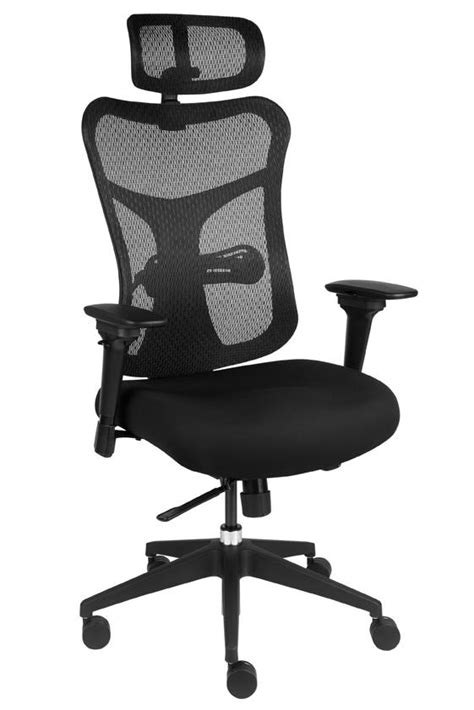 AVATAR EXECUTIVE MESH BACK CHAIR Sydney – Equip Office