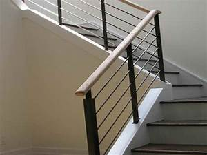 Planning ideas stair railing kits interior wrought for Stair railing kits